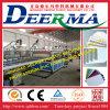 Estirador del tablero de la plantilla de la construcción del PVC de WPC/cadena de producción/máquina