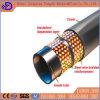 Tubo flessibile idraulico di pollice del tubo flessibile En853 di acciaio del filo del tubo flessibile ad alta pressione 2 della treccia