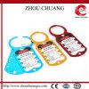 Osha 표준 8 구멍 알루미늄 걸쇠 자물쇠 (ZC-K51)