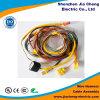 Asamblea de cable eléctrico del equipo del harness de cableado de Enginer la más nueva