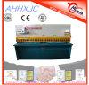 Balanç-Tipo hidráulico tesouras de QC12y da placa, máquina de estaca hidráulica do pêndulo, máquina da fabricação de China
