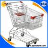 Carro de compra quente da cesta do dobro da venda da alta qualidade