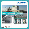 Aves domésticas Chicken Feed Production Line com Long Service Time