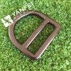 D-vormige ring