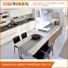 Module de cuisine blanc personnalisé par meubles de laque de cuisine