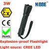 Explosionsgeschützte Taschenlampe / Handlampe