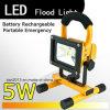 diodo emissor de luz Rechargeable Floodlight de 5W 4400mAh 12h