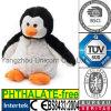 Bolso calentado por microondas del juguete de la felpa del animal relleno del pingüino