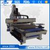 Ranurador de madera del CNC del Atc del compartimiento linear de la herramienta