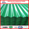 PPGIのカラーによって塗られる電流を通された波形の鋼鉄屋根ふき材料