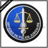 De Douane van de politie ijzer-op Flard voor de Decoratie van het Kledingstuk (byh-10880)