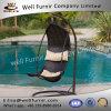 대를 가진 좋은 Furnir Wf-17008 고리 버들 세공 그네 의자
