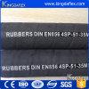 Spirale-hydraulischer Gummischlauch der Bescheinigungs-ISO9001