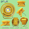 Bridgelux 100watt Lamp Anti-Explosive para la gasolinera Lighting
