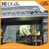 Farbenreiches transparentes/Glas/Fenster/des Vorhang-LED Anzeigetafel