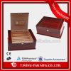 호화스러운 Handmade 스페인 삼목 담배 저장 상자 시가 박스