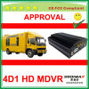 Factory Direct Sales 3G Realtime GPS Truck and Bus Mdvr with Android Ios Phone Remote Control