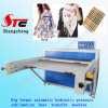 Hydraulic Pressure Sublimation Heat Transfer Machine110*160cm Automatic Oil Hydraulic Pressure T Shirt Heat Printing Machine Stc-Z01