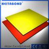 ISOの証明の軽量アルミニウムプラスチック合成のパネル