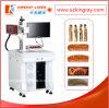 Máquina de la marca del laser del CO2 para iPhone los productos/la máquina de grabado/de la máquina/de Apple de madera del paño