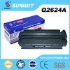 Qualität Compatible Laser Toner Cartridge für Hochdruck Q2624A (24A)