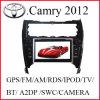 Jugador de multimedias del coche para Toyota Camry (para el americano y Medio Oriente)