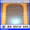 Paso de progresión de aluminio modificado para requisitos particulares de la boca de las BS PP con la capa de los PP