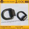 Il metallo dell'acciaio legato di colore di auto ha forgiato l'anello a D
