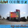 Tarjeta publicitaria a todo color impermeable al aire libre grande de P10 LED