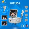 Hifu 2016 avec 4 cartouches 10000 projectiles/levage médical de massage facial de Hifu/