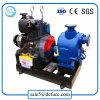 Individu d'aspiration de fin amorçant la pompe diesel centrifuge pour la lutte contre l'incendie