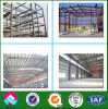 Vorfabriziertes Steel Structure Warehouse/Barn Built in Afrika