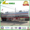 Трейлер топливозаправщика битума подвеса воздуха 3 Axles BPW