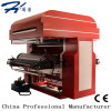High Speed en ligne professionnel Two Color Flexo Printing pour Blowing Machine