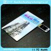 Mecanismo impulsor plástico de la pluma del USB de la tarjeta de la impresión a todo color (ZYF1214)