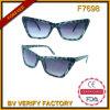 Óculos de sol livres do plástico do projeto de Italy da amostra F7698