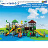 Campo de jogos Playsets ao ar livre Hc-Tsg009 da corrediça das crianças da alta qualidade