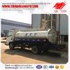 De goedkope Tankwagen van het Water van de Sproeier van de Straat van de Aandrijving van de Prijs Rechtse