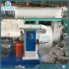 Верхняя лепешка сторновки риса изготовления подвергает окомкователь механической обработке биомассы/опилк/ладони