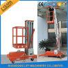 elevatore di alluminio dell'uomo dell'interno verticale 100kg di 6m piccolo con Ce