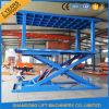 Levage hydraulique de véhicule de plate-forme de double de ciseaux de la Chine à vendre