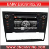 GPS를 가진 BMW E90/91/92/93, Bluetooth를 위한 특별한 Car DVD Player. (CY-7690)