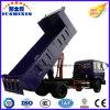 4X2 de lichte Vrachtwagen van de Stortplaats met 4X2 de Chassis van de Vrachtwagen