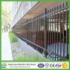 2.1m x 2.4m Stangen-Oberseite-Sicherheits-Stahlzaun für Australien