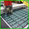 Autocollant amovible de PVC, autocollant d'étiquette, autocollants de papier