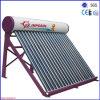 Calefator de água solar de poupança de energia