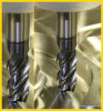 6 Flutes를 가진 단단한 Carbide End Mill