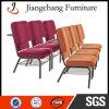 Vendas profissionais usadas Stackable acolchoadas da cadeira da igreja (JC-JT61)