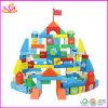 Ocean Style (W13B010)の100 PCS Wooden Educational Blocks、