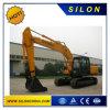 Price bajo Hyundai 20ton 0.92m3 Large Excavator R215-7